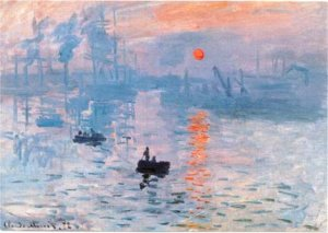 Impression, soleil Levant Claude Monet, musée Marmottan (Paris) Analyse, description, explication