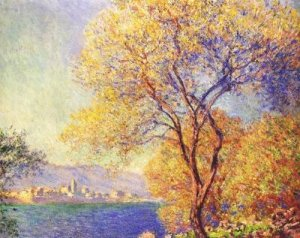 Antibes vue de la Salis, Claude Monet, The Toledo Museum of Art, Ohio