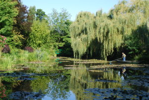 Jardin de Claude Monet à Giverny