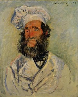 Le Père Paul, Claude Monet